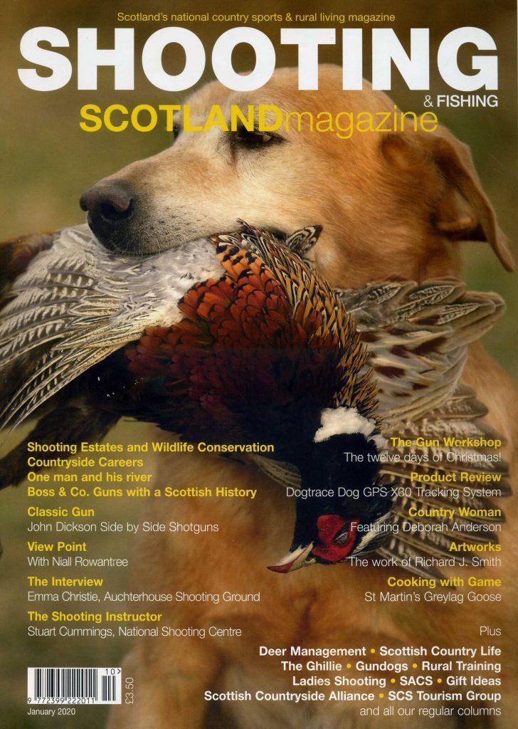 Shooting & Fishing Magazine