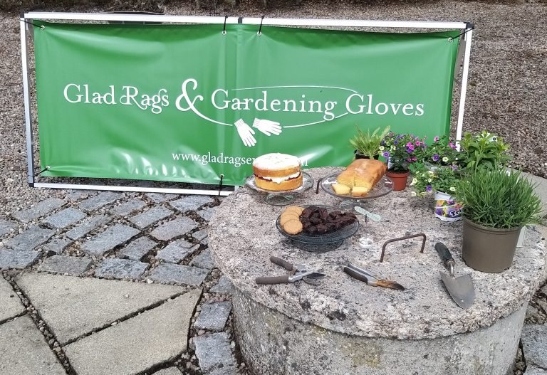 Glad Rags and Gardening Gloves